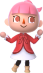 ACNL Female Villager