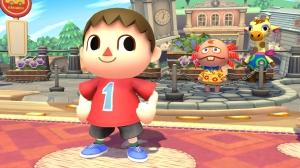Wii U Animal Crossing Stage