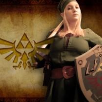 Legend of Zelda Crest